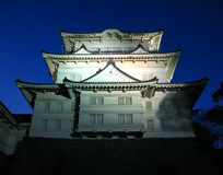 Castello 01, Giappone di Odawara immagini stock libere da diritti