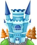 Castello royalty illustrazione gratis