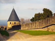 Castello [2] fotografia stock