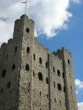 Castello 2 di Rochester Immagini Stock