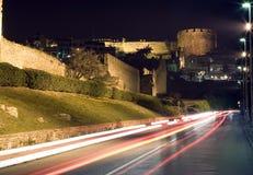 Castello Fotografie Stock