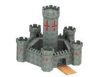 Castello illustrazione vettoriale