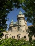 Castello Fotografie Stock Libere da Diritti