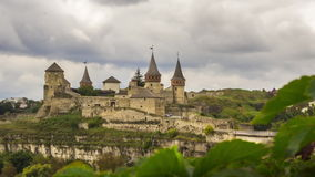 Castello stock footage