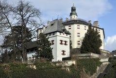 Castello Ambras fotografia stock