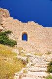 Castello antico fotografia stock