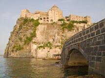 Castello Aragonese Imagem de Stock Royalty Free