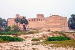 Castello archeologico in Susa fotografia stock