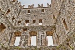 Castello in Arco Immagine Stock