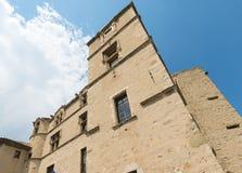 Castello-Arnoux Fotografie Stock
