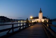 Castello in Austria Immagine Stock Libera da Diritti