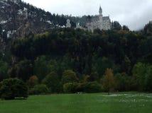 Castello austriaco Fotografia Stock Libera da Diritti