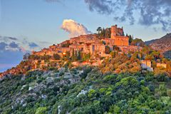 Castello Balsan Immagini Stock Libere da Diritti