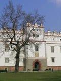Castello in Baranow Sandomierski Immagini Stock Libere da Diritti