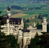 Castello bavarese Fotografia Stock