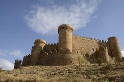 Castello a Belmonte Immagini Stock Libere da Diritti