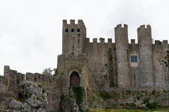 """Castello bidos di à """" Immagine Stock Libera da Diritti"""