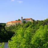 Castello Bitov fotografie stock