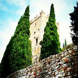 Castello Royalty Free Stock Image