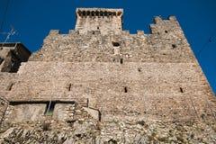 Castello Caetani of Trevi nel Lazio Royalty Free Stock Photos