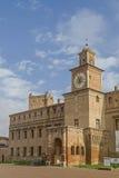 Castello в Carpi Стоковое Фото