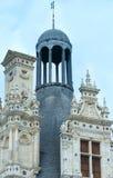 Castello Chambord (Francia) Immagine Stock Libera da Diritti