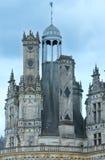 Castello Chambord (Francia) Immagini Stock
