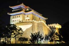 Castello cinese Fotografie Stock