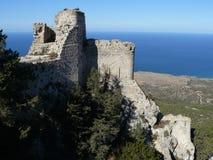 Castello - Cipro del Nord II Fotografia Stock Libera da Diritti