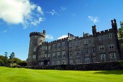 Castello Co. Calre Irlanda di Dromoland Fotografie Stock Libere da Diritti