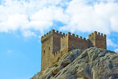 Castello consolare Immagini Stock