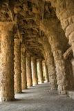 Castello Corridoio Fotografia Stock