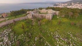 castello da sopra archivi video