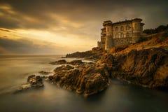 Castello del Boccale Στοκ φωτογραφία με δικαίωμα ελεύθερης χρήσης
