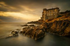Castello del Boccale Royalty Free Stock Photography