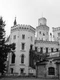 Castello del ¡ di Hlubokà in Boemia Immagine Stock