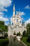 Castello del Disney Fotografie Stock Libere da Diritti