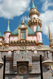 Castello del Disneyland Immagine Stock