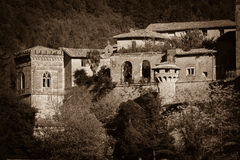 Castello del fantasma Fotografia Stock Libera da Diritti