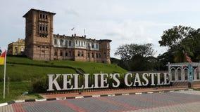 Castello del Kellie Fotografie Stock Libere da Diritti
