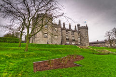 Castello del Kilkenny in Irlanda Fotografia Stock