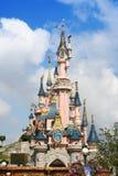 Castello del main del Disneyland fotografia stock