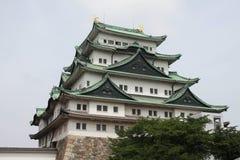 Castello del main di Nagoya Fotografia Stock