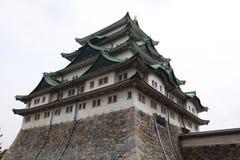 Castello del main di Nagoya Fotografia Stock Libera da Diritti
