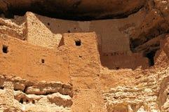 Castello del Montezuma Immagine Stock