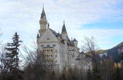 Castello del Neuschwanstein. Fotografia Stock Libera da Diritti