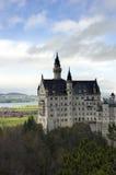 Castello del Neuschwanstein Immagini Stock Libere da Diritti