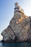 Castello del nido dello Swallow Immagine Stock Libera da Diritti