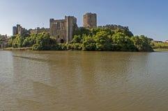 Castello 3 del Pembroke Immagine Stock