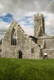 Castello del Ross vicino a Killarney, Co Kerry Irlanda Fotografia Stock Libera da Diritti